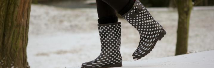 Dameslaarzen