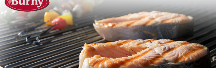 Burny Gasbarbecue