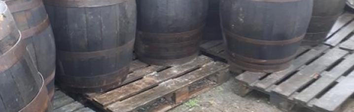 Houten Tonnen