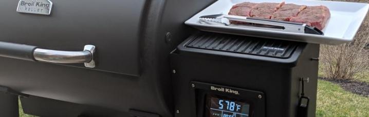 Broil King Pellet Grill
