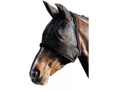 Harry's Horse Vliegenmasker met oren zwart - foto 1
