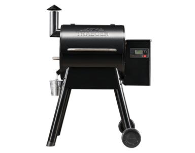 Traeger Pro 575 Black Pelletbarbecue - foto 1