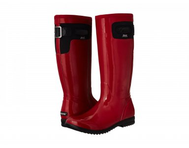 Bogs Tacoma Tall Red - foto 1
