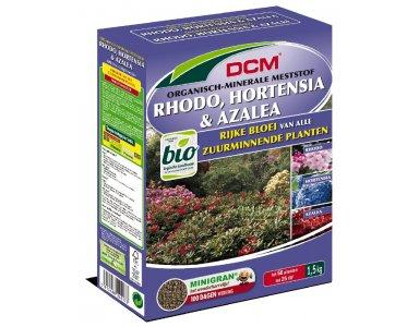 Dcm Meststof Rhodo, Hortensia & Azalea - foto 1