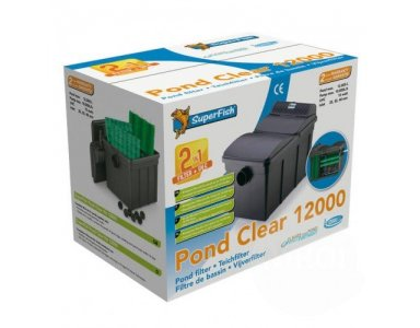 Superfish Pond Clear 12000 UVC-13W  - foto 1