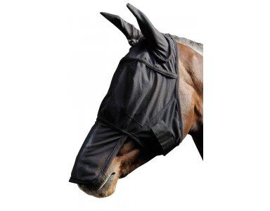 Harry's Horse Vliegenmasker met oren en neusstuk - foto 1