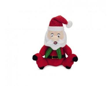 Beeztees Pluche Kerstman - foto 1
