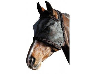 Harry's Horse Vliegenmasker zonder oren zwart - foto 1
