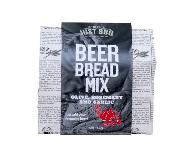 Not Just BBQ Beer Bread Mix 500g - foto 1