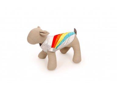 K3 Rainbow Kleedje Hond - foto 1