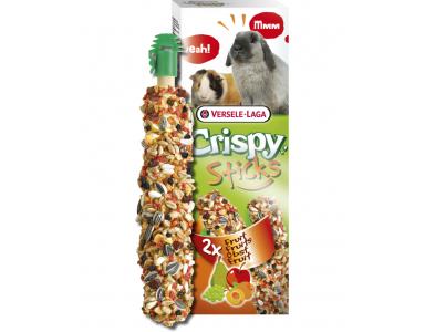 Versele Laga Crispy Sticks Konijnen-Cavia's Fruit - foto 1