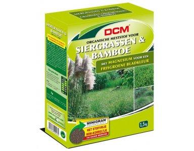 DCM Organisch-Minerale Meststof Siergrassen & Bamboe - foto 1