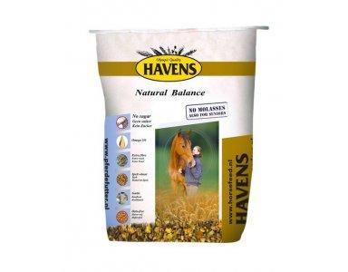 Havens Natural Balance 17,5kg Melassevrij - foto 1