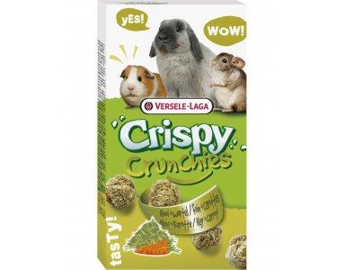 Versele Laga Crispy Crunchies Hooi + Wortel - foto 1
