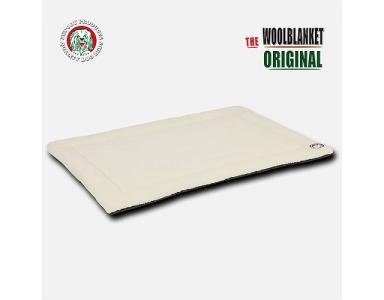 Doggy Bagg Wool Blanket- Colour White Beige- Diverse Maten - foto 1