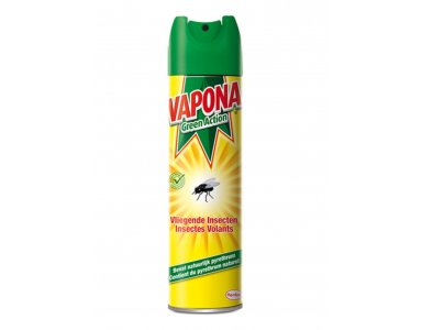 Vapona Green Action Spray Vliegende Insecten 400ml - foto 1