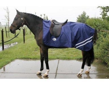Harry's Horse Uitrijdeken 600D Nylon WP Navy - foto 1