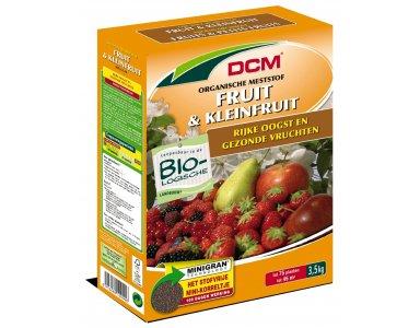 DCM Organische Meststof Fruit & Kleinfruit - foto 1