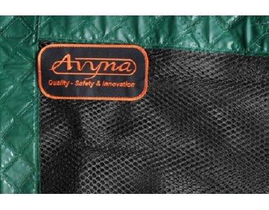 Avyna Trampoline Veiligheidsnet Los Ø 365 cm Groen - foto 1