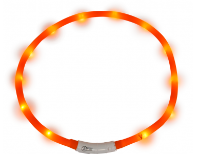 J&V Led Light Halsband Orange - foto 1