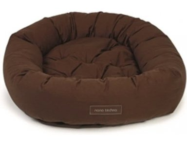 Nano Hondenmand Donut Donkerbruin - foto 1