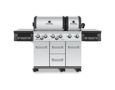 Broil King Imperial XL 90 Inox Gasbarbecue - foto 1