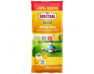 Substral Gazonmest All In One 375m² + 10% gratis - foto 1
