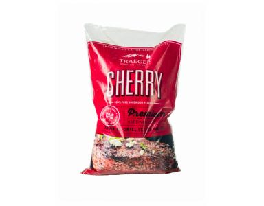 Traeger Cherry Pellets 9kg - foto 1