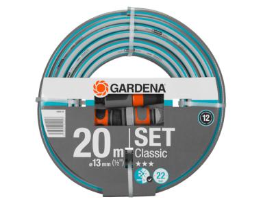 """Gardena Classic 13 mm (1/2"""")-slang, met accessoires - foto 1"""