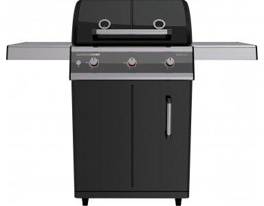 Outdoorchef Dualchef 315 G Black Gasbarbecue - foto 1