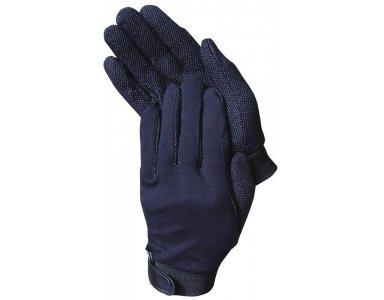 handschoen katoen zwart - foto 1