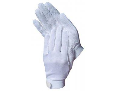 Handschoen katoen wit - foto 1
