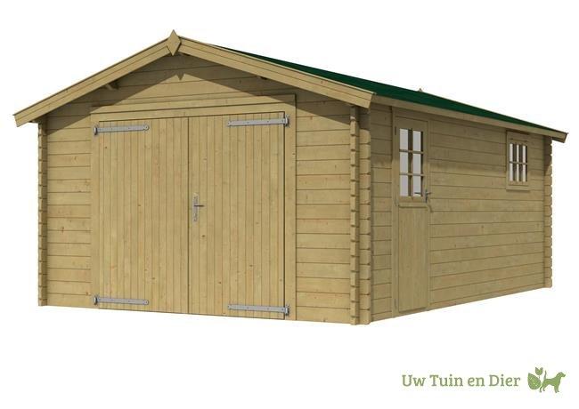 Woodvision Garage Yukon