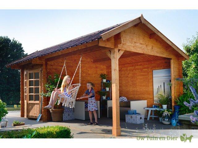 Verbazingwekkend Woodvision Kapschuur Zambezi Dubbele Deur NL-87