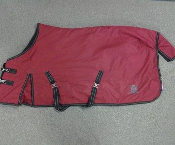 BR Outdoordeken Seasonal Anatomisch Metallic Red