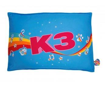 K3 Dierenparadijs Brand Rainbow Hondenkussen 100x70cm