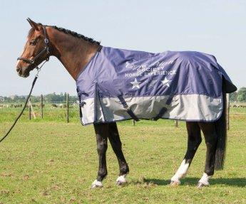 Regendeken Paard Thor 0gr Fleece Lining