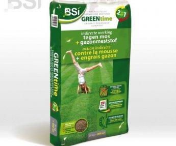 Bsi GreenTime Gazonmeststoffen 20kg