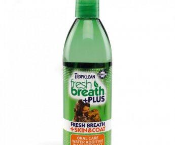 Tropiclean Water Additive Plus Skin & Coat