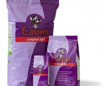 Cavom Compleet Light 20 Kg Hondenvoeding
