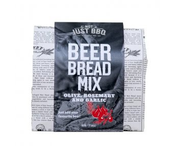Not Just BBQ Beer Bread Mix 500g