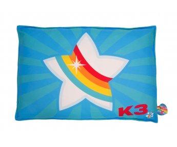 K3 Dierenparadijs Blue Star Hondenkussen 100x70cm