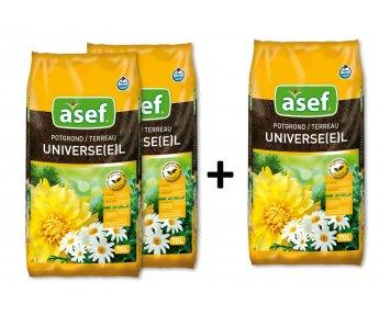 Asef Universele Potgrond 70lt