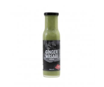 Not Just BBQ Ginger wasabi Sauce