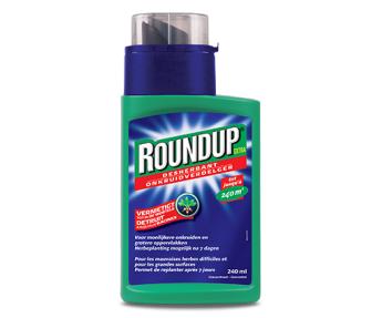 Roundup Extra Totale Onkruidbestrijder 500ml 500m²