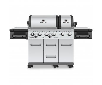 Broil King Imperial XL 90 Inox Gasbarbecue
