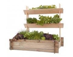 Mini Garden met Planken Bakken