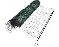 Kippennet Gallagher 112cm, 50m, Groen (enkele pen)