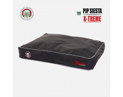 Doggy Bag PJP Siesta X-Treme Dog Bed Zwart Large