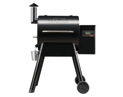 Traeger Pro 575 Black Pelletbarbecue
